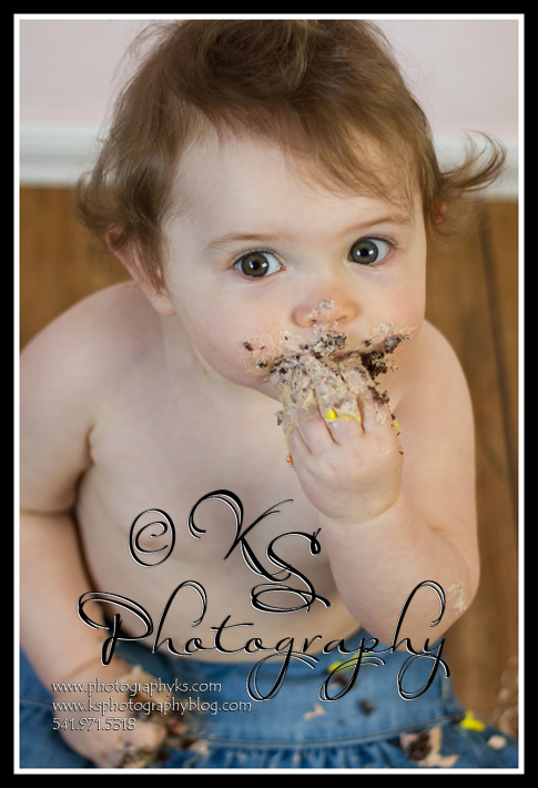 Albany Oregon Baby Photographer