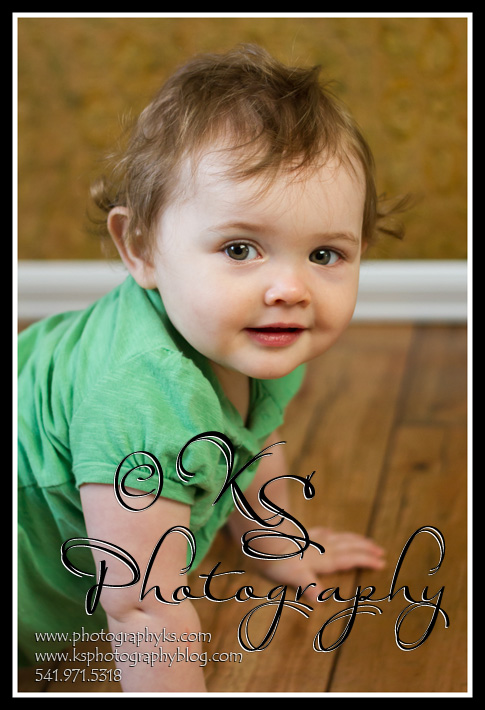 Baby Portraits Salem Oregon
