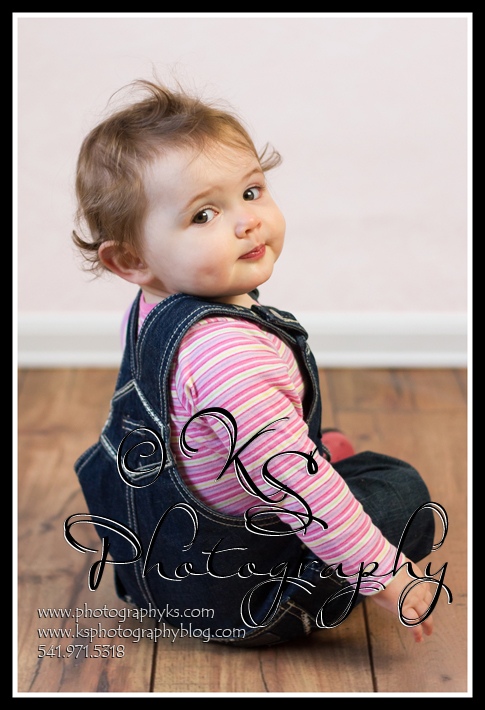 Baby photographer Salem Oregon
