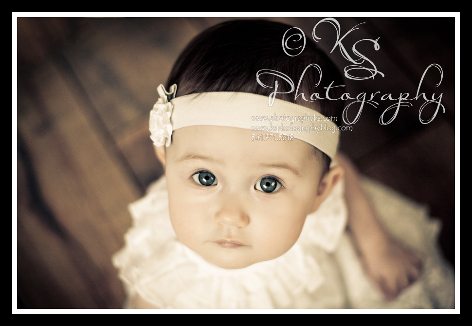 Eastern Oregon Baby Photographer