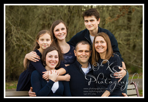 Family Portraits Corvallis Oregon