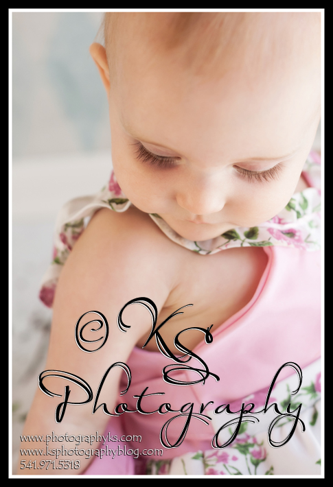 Corvallis Oregon Baby Photographer