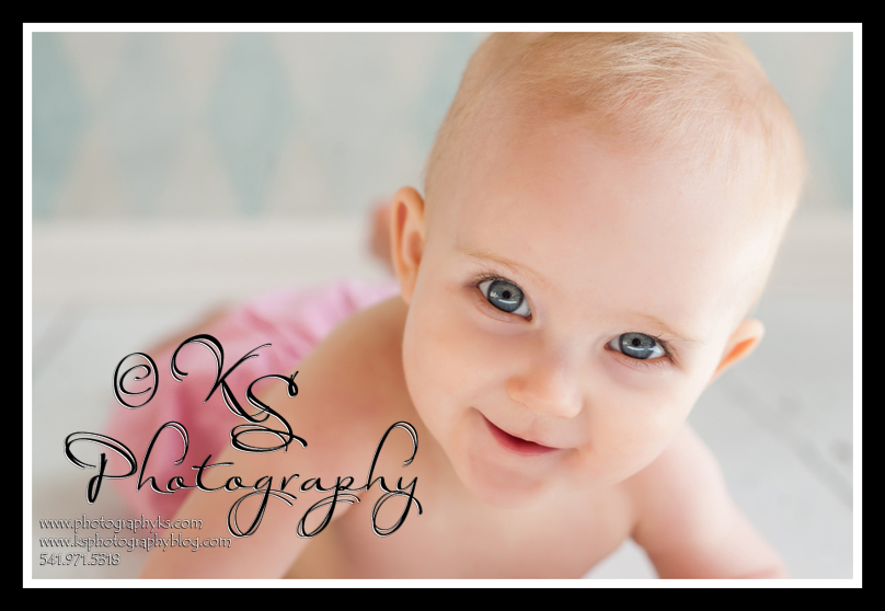 Corvallis Oregon Baby Photography