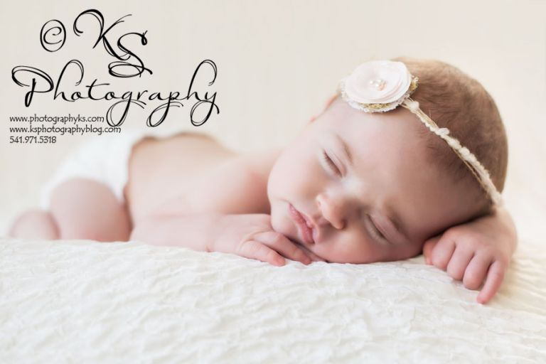 Eastern Oregon Newborn Photography