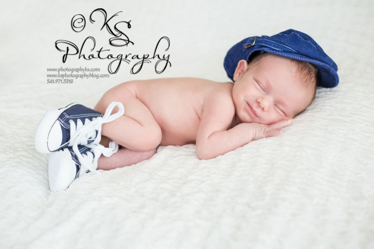 Infant Photography Salem Oregon