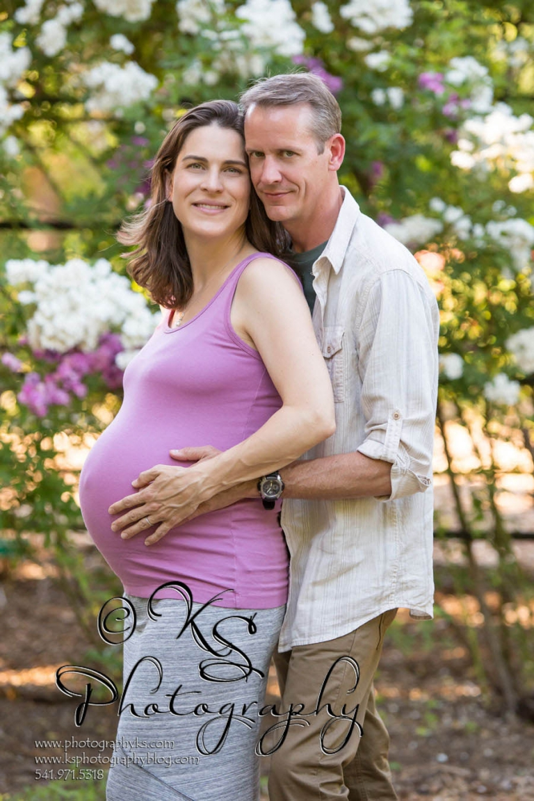 Maternity Portraits Salem Oregon