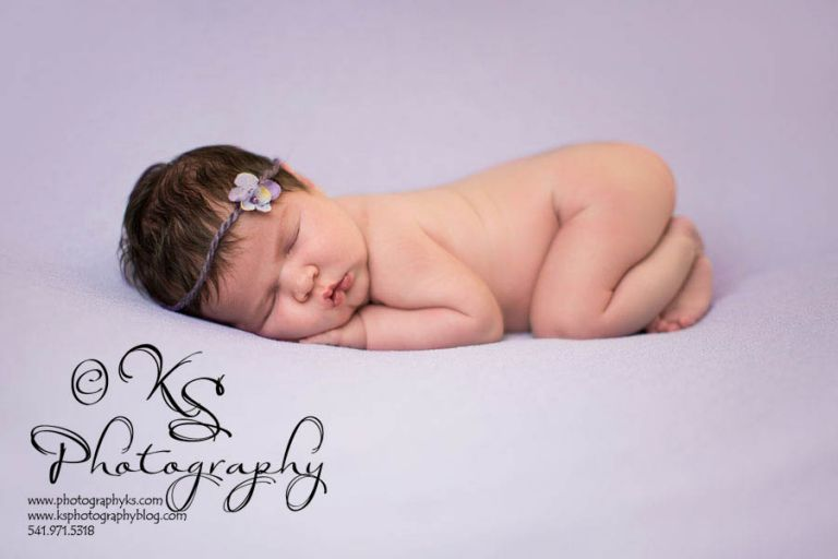 Corvallis Infant Photographer