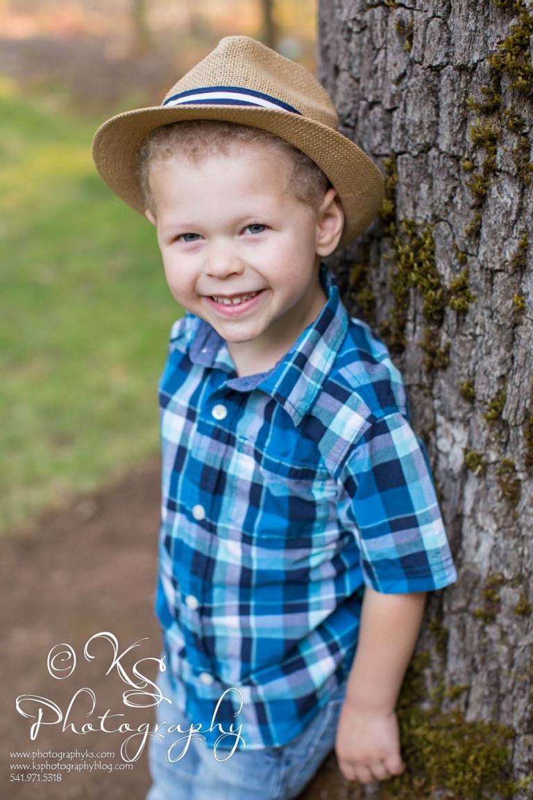 Corvallis Child Portraits