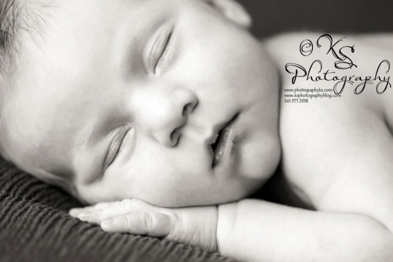Newborn Photography La Grande Oregon