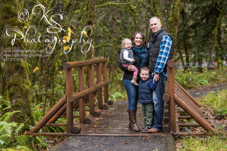 Corvallis family photos